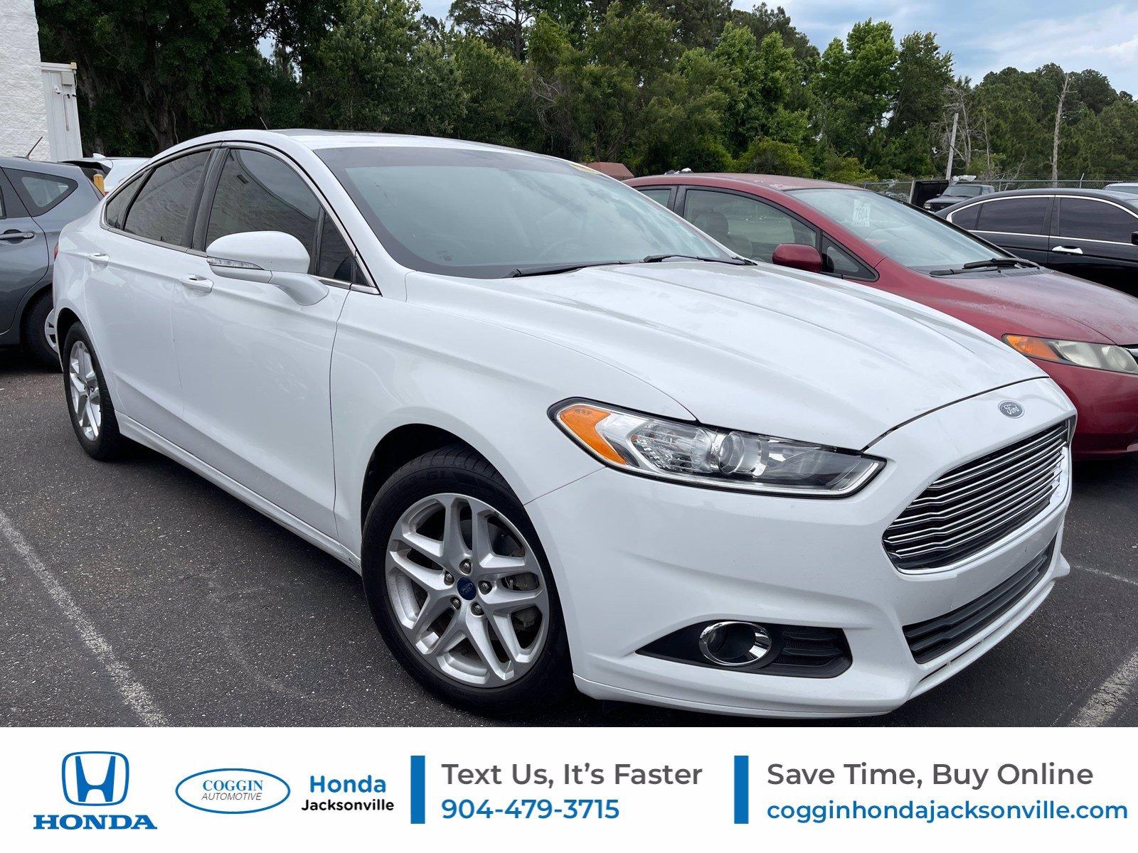 2013 Ford Fusion Sedan