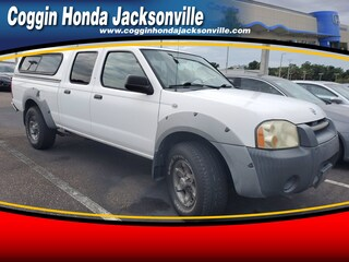 2003 Nissan Frontier XE-V6 Truck Long Bed Crew Cab