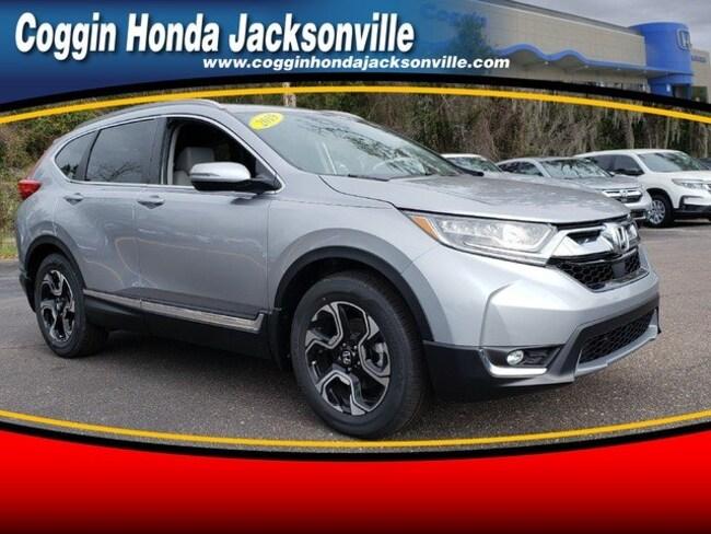 2019 Honda CR-V Touring 2WD SUV