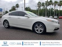 2012 Acura TL 3.7 w/Technology Package Sedan