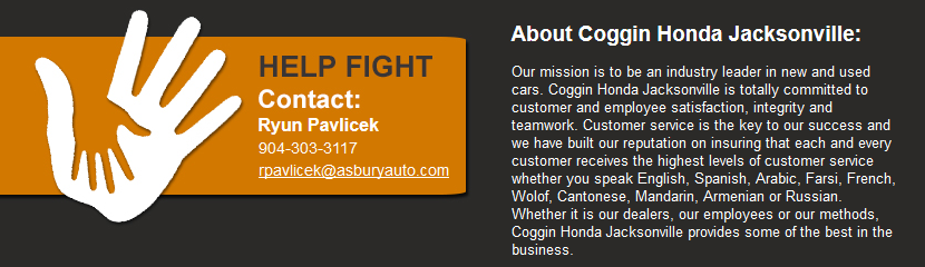 Community news for Coggin honda jacksonville fl