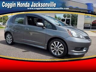 2012 Honda Fit Sport Hatchback