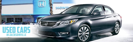 Used Cars Jacksonville >> Used Honda Cars For Sale In Jacksonville Fl