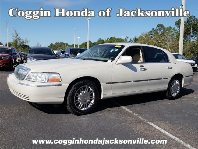 Used 2007 Lincoln Town Car For Sale Ft Pierce Fl
