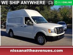 2020 Nissan NV Cargo NV2500 HD SV V6 Van High Roof Cargo Van