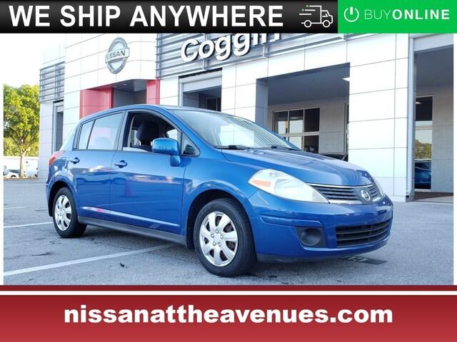 2007 Nissan Versa 1.8SL Hatchback