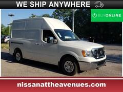 2018 Nissan NV Cargo NV3500 HD SL V8 Van High Roof Cargo Van