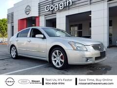 2008 Nissan Maxima 3.5 SE Sedan