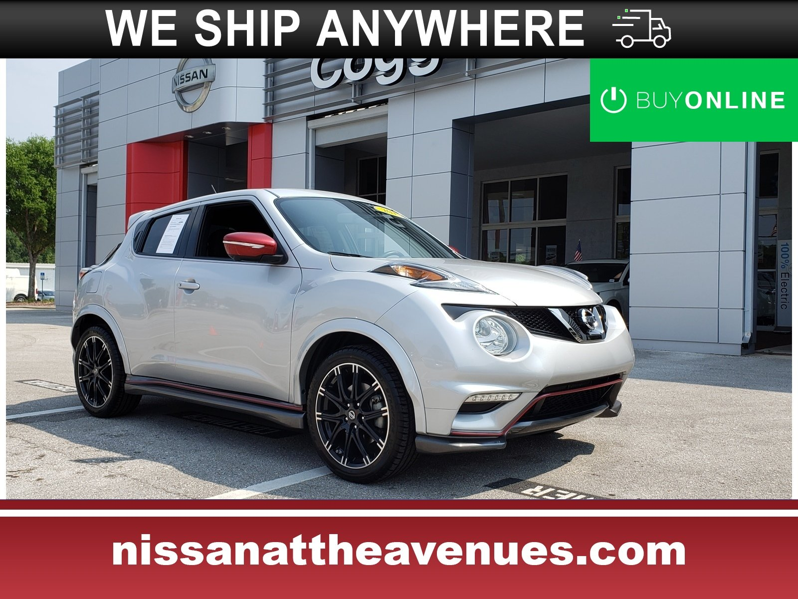 Used Trucks Jacksonville Fl >> Nissan Certified Pre Owned Vehicle Specials Used Car Deals In