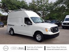 2021 Nissan NV Cargo NV2500 HD SV V6 Van High Roof Cargo Van