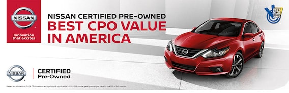 Nissan Certified Pre-Owned | Certified Nissans 32256