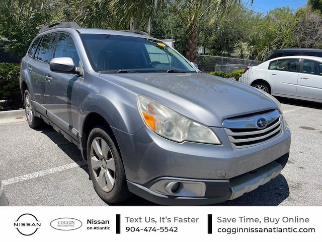 2011 Subaru Outback 2.5i Premium (CVT) SUV