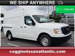 2019 Nissan NV Cargo NV3500 HD S V8 Van High Roof Cargo Van