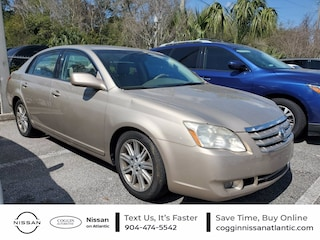 2007 Toyota Avalon Limited Sedan