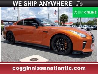 2018 Nissan GT-R Premium Coupe