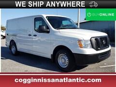 2019 Nissan NV Cargo NV1500 S V6 Van Cargo Van