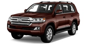 2016 Toyota Land Cruiser 4WD Land Cruiser