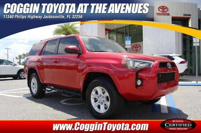 Toyota Jacksonville Fl >> Pre Owned 2016 Toyota Rav4 Xle Suv Front Wheel Drive