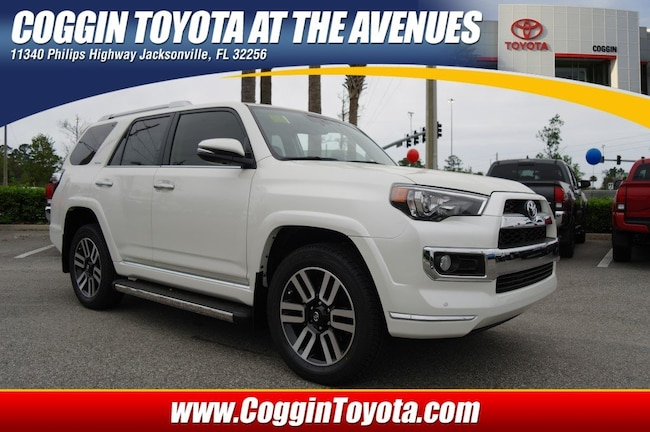 Toyota Phillips Highway >> New 2019 Toyota 4runner For Sale At Coggin Toyota At The Avenues