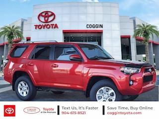 2018 Toyota 4Runner SR5 SUV in [Company City]