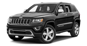 2016 Jeep Grand Cherokee Laredo 4x2