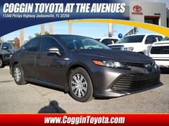 2020 Toyota Camry Hybrid LE Sedan