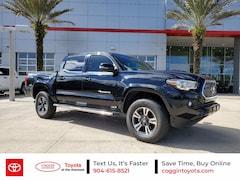 2018 Toyota Tacoma TRD Sport V6 Truck Double Cab
