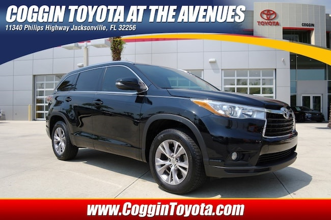 2015 Toyota Highlander For Sale >> Used 2015 Toyota Highlander For Sale Jacksonville Fl