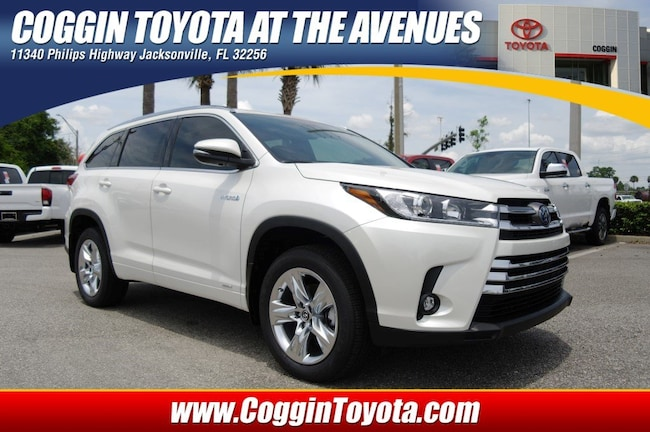 Toyota Phillips Highway >> New 2019 Toyota Highlander Hybrid For Sale At Coggin Toyota At The
