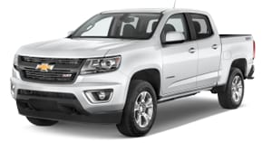 2016 Chevrolet Colorado Crew CAB 4WD Z71 Short Box