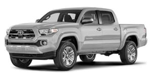 2016 Toyota Tacoma 4x4 Double Cab TRD Sport