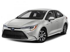 2021 Toyota Corolla Hybrid LE Car