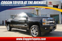 2015 Chevrolet Silverado 2500HD High Country Truck Crew Cab
