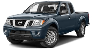 2016 Nissan Frontier Crew CAB 4X4 SL 5AT