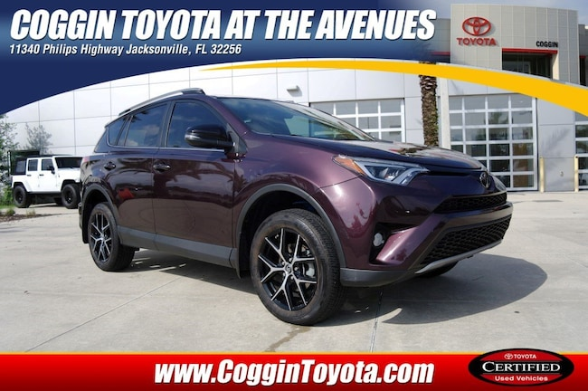 Toyota Phillips Highway >> Used 2018 Toyota Rav4 For Sale At Coggin Toyota At The Avenues Vin