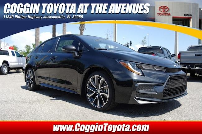 Toyota Phillips Highway >> New 2020 Toyota Corolla For Sale Jacksonville Fl Jtds4rce2lj020595