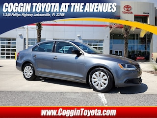 2011 Volkswagen Jetta 2.0L Base Sedan