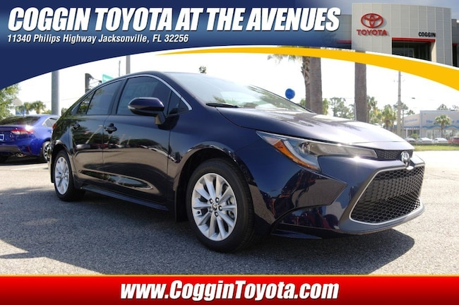 Toyota Phillips Highway >> New 2020 Toyota Corolla For Sale At Coggin Toyota At The Avenues