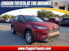 2021 Toyota RAV4 LE SUV