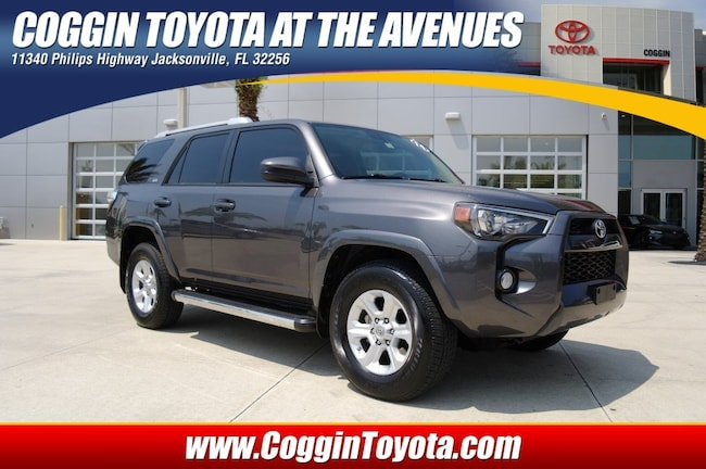 Toyota Phillips Highway >> Used 2014 Toyota 4runner For Sale At Coggin Toyota At The Avenues