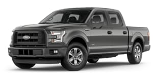 2016 Ford F-150 Supercrew 4X2 145-in. WB XL Styleside