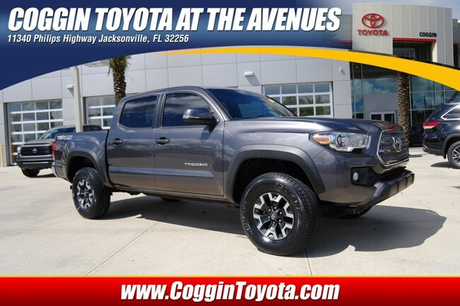 2016 Toyota Tacoma TRD Truck Double Cab