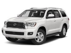 New 2020 Toyota Sequoia Limited SUV