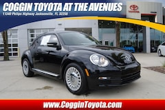 2015 Volkswagen Beetle 1.8T w/PZEV Coupe