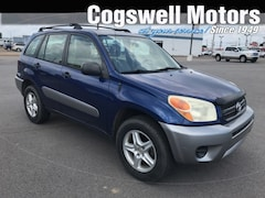 Used Cars  2004 Toyota RAV4 Base SUV For Sale in Russellville AR