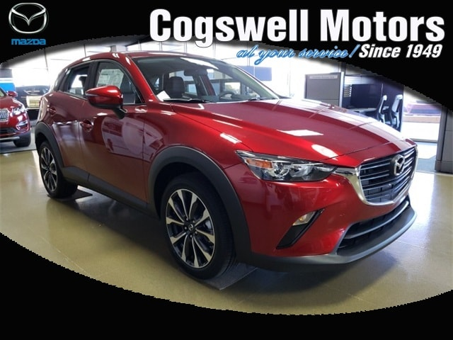 Featured New 2019 Mazda Mazda CX-3 Touring SUV for sale near you in Russellville, AR