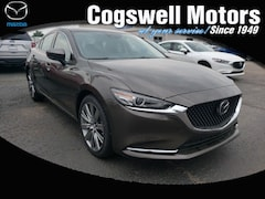 New 2018 Mazda Mazda6 Grand Touring Reserve Sedan for sale near you in Russellville, AR