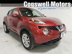 Used Cars  2017 Nissan Juke S SUV For Sale in Russellville AR