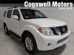 Used Cars  2010 Nissan Pathfinder SE SUV For Sale in Russellville AR