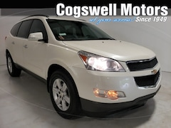 Used Cars  2012 Chevrolet Traverse LT SUV For Sale in Russellville AR